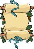 pyracanthascroll stock illustrationer