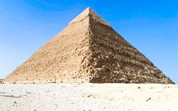 Pyramid Stock Image