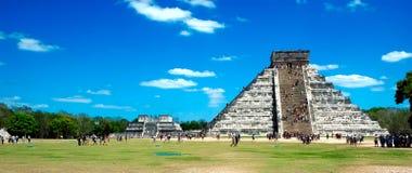 pyramid Royaltyfri Fotografi