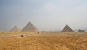 pyramid Royaltyfri Foto