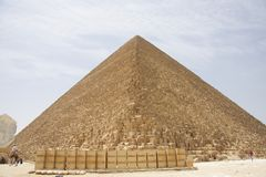 Pyramid Royalty Free Stock Image