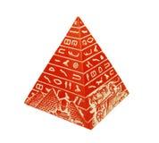 Pyramid Royaltyfria Foton