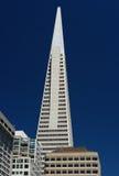Pyramid. Rising up in San Francisco Stock Image