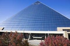 The Pyramid Arena Stock Photo
