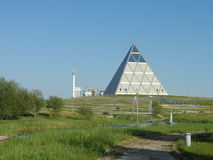 Pyramid Royalty Free Stock Image