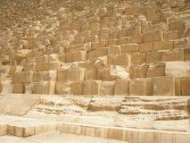 Pyramid av Cheops Royaltyfria Foton
