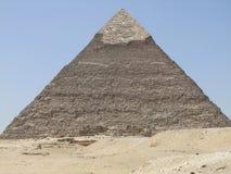 Pyramid av Khafre arkivbilder