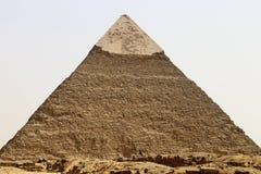Pyramid av Khafre Royaltyfri Bild