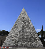 Pyramid of Cestius Royalty Free Stock Photo