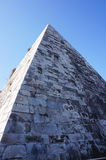 Pyramid of Cestius Stock Image