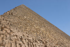 Pyramid of Cheops Royalty Free Stock Photography