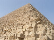 Pyramid of Cheops Royalty Free Stock Image