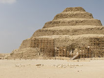Pyramid of Djoser Royalty Free Stock Image