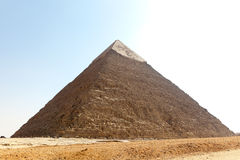 Pyramid, Egypt Royalty Free Stock Photography