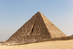 Pyramid Egypt Stock Image
