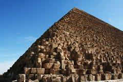 Pyramid. Egyrtian piramid Stock Photography
