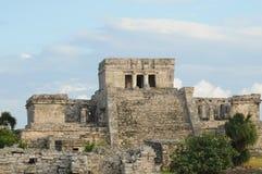 Pyramid El Castillo Royalty Free Stock Photo
