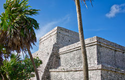 Pyramid El Castillo Royalty Free Stock Images