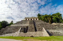 Pyramid Facade royalty free stock images