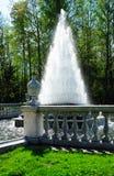 Pyramid fountain Royalty Free Stock Photography