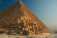 Pyramid in Giza 1 Royalty Free Stock Photos