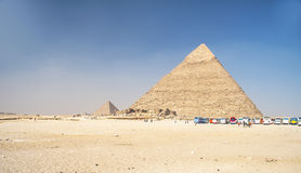 Pyramid of Giza, Egypt Stock Photography
