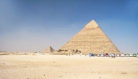 Pyramid of Giza, Egypt Stock Photography