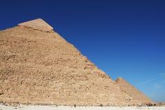 Pyramid in Giza Stock Photos