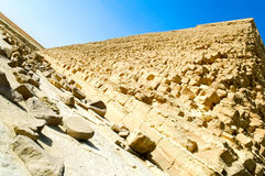 Pyramid of Khafre Stock Image
