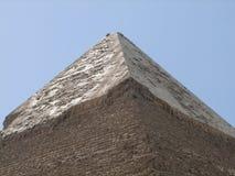 Pyramid of Khafre detail Royalty Free Stock Photo