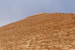 Pyramid of Khafre. In Giza Royalty Free Stock Photos