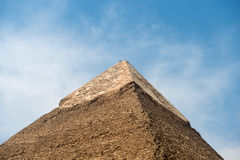 Pyramid of Khafre Royalty Free Stock Photo