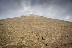 Pyramid of Khafre Stock Images