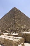 Pyramid of Khufu Stock Photography