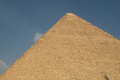 Pyramid of Khufu Royalty Free Stock Photos