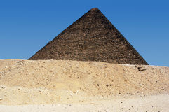 The Pyramid of Khufu Royalty Free Stock Photo