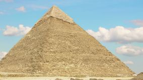 Pyramid of Khufu. Zoom. Cairo. Egypt. v.2
