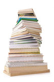 Pyramid of knowledge Stock Photography
