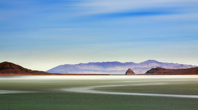 Pyramid Lake Blue Royalty Free Stock Photos