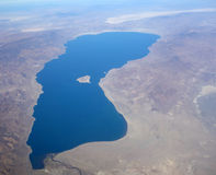 Pyramid Lake, Nevada Royalty Free Stock Photography