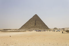 Pyramid of Menkaure Royalty Free Stock Photography