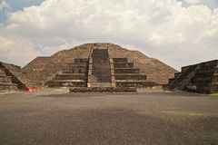 Pyramid of the Moon Stock Photography