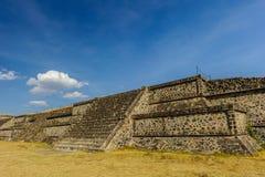 Pyramid of the Moon Royalty Free Stock Photo