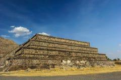 Pyramid of the Moon Royalty Free Stock Photos