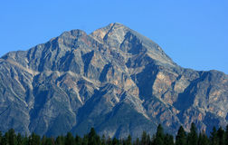 Pyramid Mountain Stock Photography