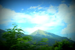 Pyramid - Nature Royalty Free Stock Photos
