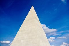 Pyramid near Moscow Royalty Free Stock Image