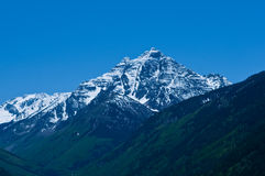 Pyramid Peak Royalty Free Stock Photos