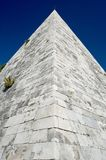Pyramid in rome closeup Stock Photos