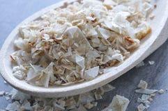 Pyramid salt Royalty Free Stock Photography